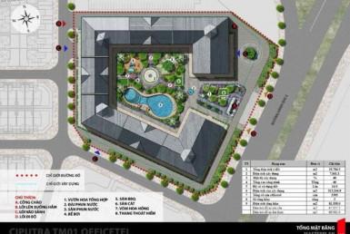 dự án Officetel Lotus Võ Chí Công
