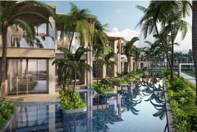 mặt bằng Dự án 6 Miles Coast Resort Lăng Cô Huế