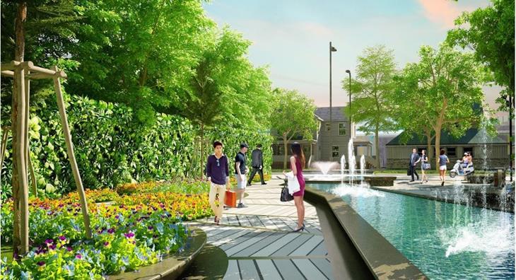 Tiện ích Dự án FLC Premier Park Đại Mỗ