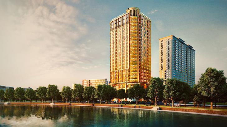 Hà Nội Golden Lake B7 Giảng Võ