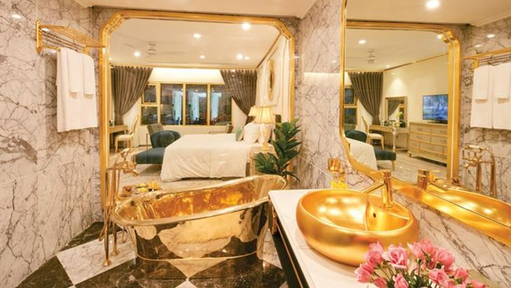 nội thất căn hộ Hanoi Golden Lake B7 Giảng Võ