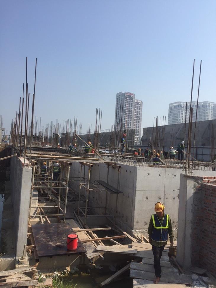 cập nhật tiến độ dự án the lotus center tây hồ (2)
