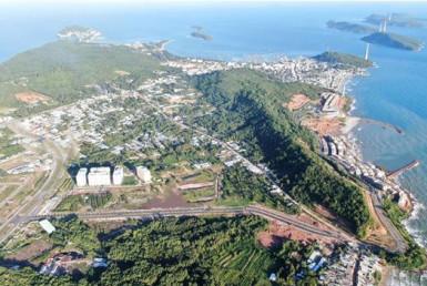 Dự án khu đô thị Sun Grand City New An Thới Nam Phú Quốc