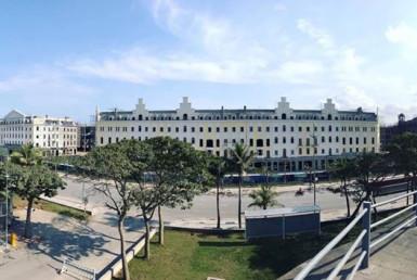 tiến độ xây dựng dự án Shophouse Europe Hạ Long Tháng 9