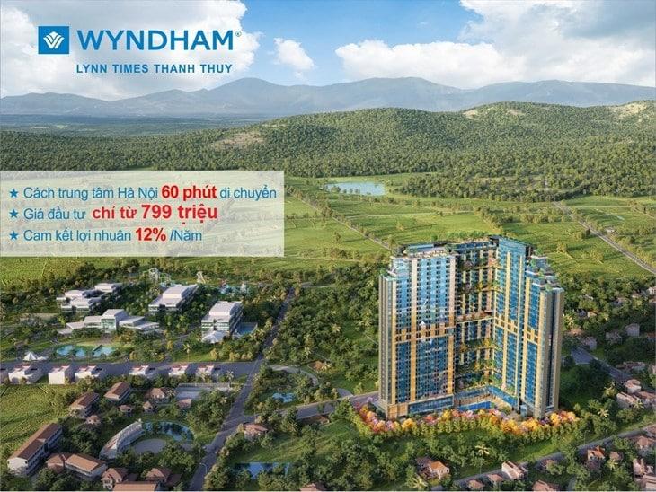 dự án Wyndham Thanh Thủy