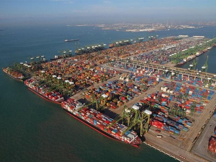 Cảng biển Đặc khu Bắc Vân Phong - Khánh Hòa