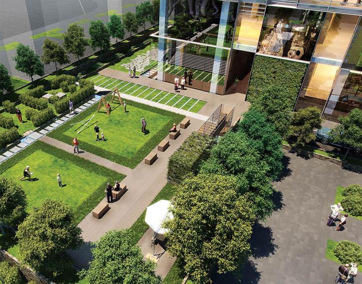 Thiết kế dự án chung cư The Manor Central Park