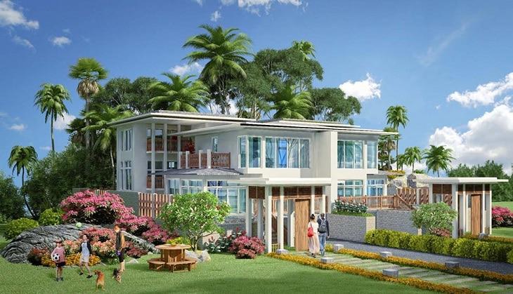 Biệt thự trên đồi Sun Premier Village Phú Quốc Resort