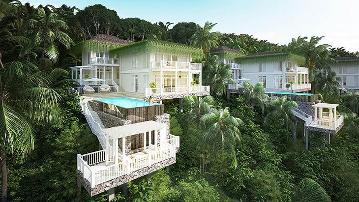Biệt thự ghềnh đá Sun Premier Village Phú Quốc Resort