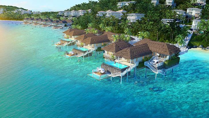 Biệt thự trên biển Sun Premier Village Phú Quốc Resort