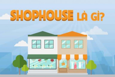 Shophouse là gì