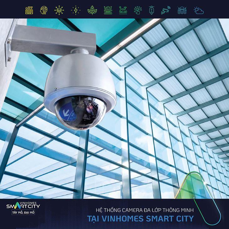 Hệ thống Camera an ninh hiện đại tích hợp AI