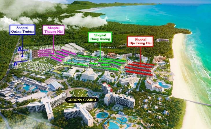Tổng quan dự án Shophouse Grand World Phú Quốc
