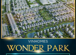 Vi tri du an Vinhomes Wonder Park