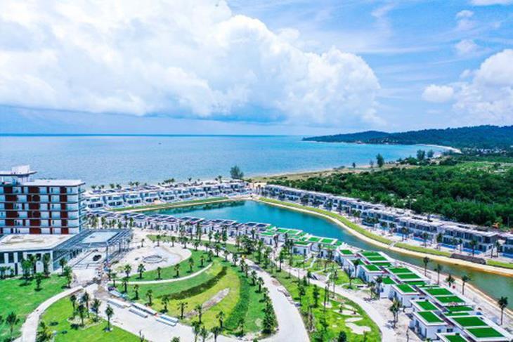 Bất động sản nghỉ dưỡng Nam Phú Quốc