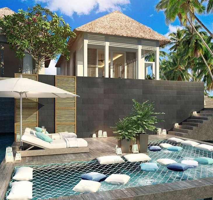 Kiến trúc nội thất của Biệt thự Sun Premier Village Phú Quốc Resort