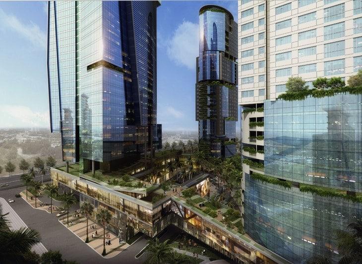 Chủ đầu tư dự án Golden Park Tower.