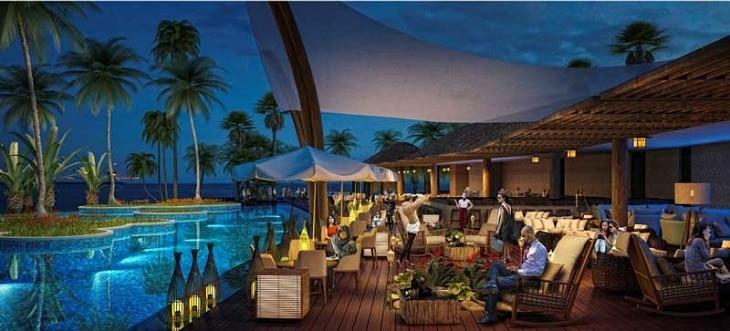 Nhà hàng biệt thự Premier Village Phú Quốc Resort
