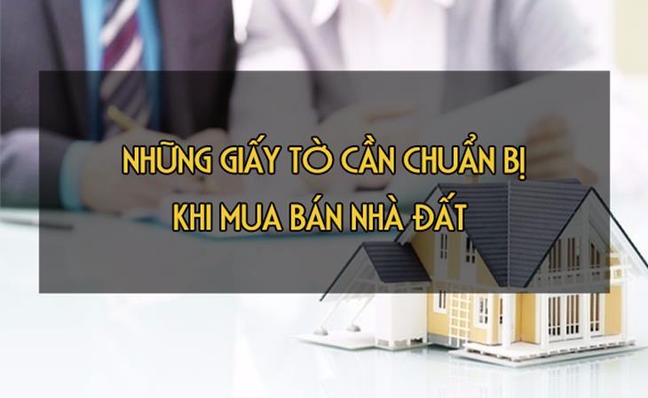 thủ tục mua bán đất đai