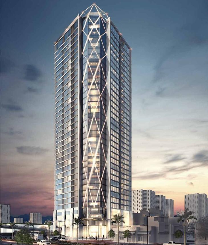 Dự án Chung cư Summit Building 216 Trần Duy Hưng