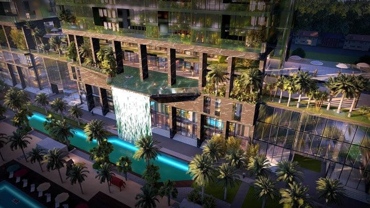 Tiện ích dự án Chung cư Sunshine Crystal River Ciputra