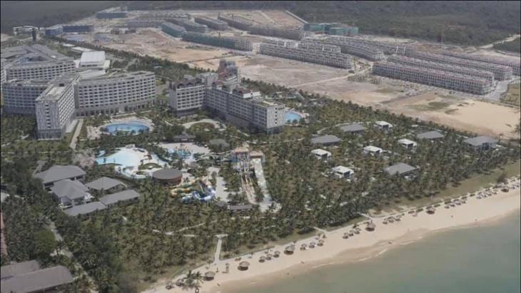 tiến độ thi công Grand tiến độ xây dựng dự án World Phú Quốc năm 2019
