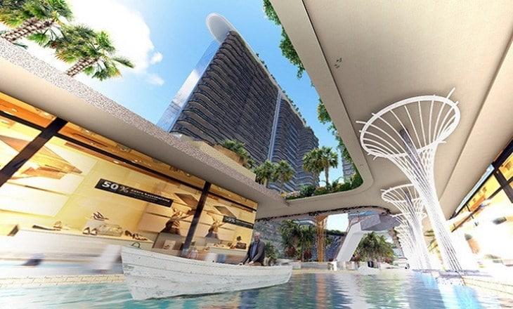 Tiện ích Sunshine Marina Bay Nha Trang