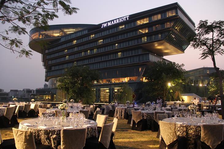 Khách sạn sang trọng bậc nhất tại Hà Nội - JW Marriott