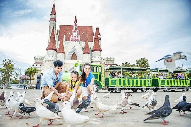 Hệ thống tiện ích dự án Codotel Grand World Phú Quốc