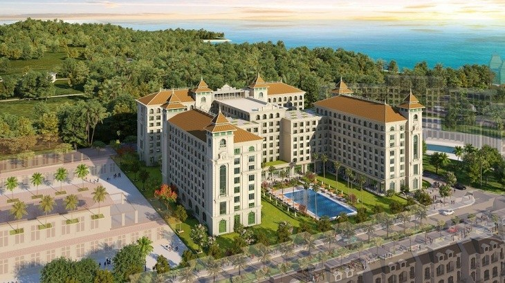 Tổng quan dự án Codotel Grand World Phú Quốc