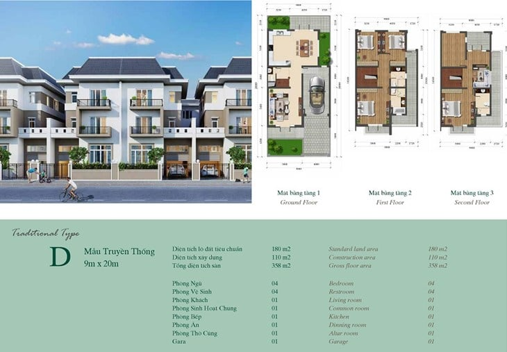 biet-thu-mau-D-gardenville-Tay-ho-Residence-ciputra