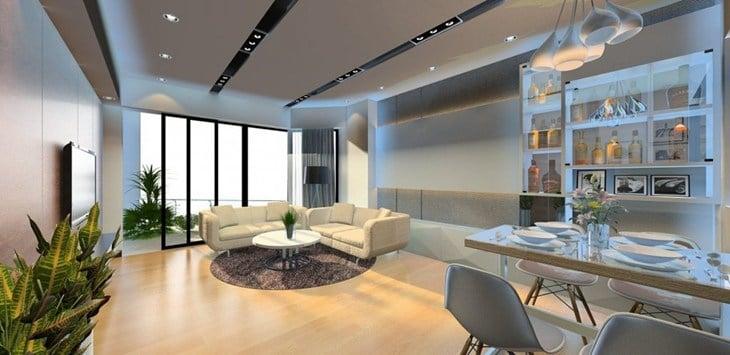 Thiết kế nội thất Codotel Địa Trung Hải 4