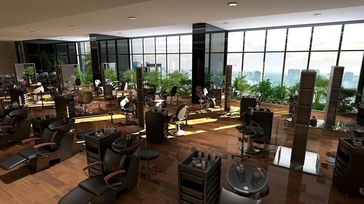 Tiện ích Dự án Chung cư Sunshine center 16 Phạm Hùng 4