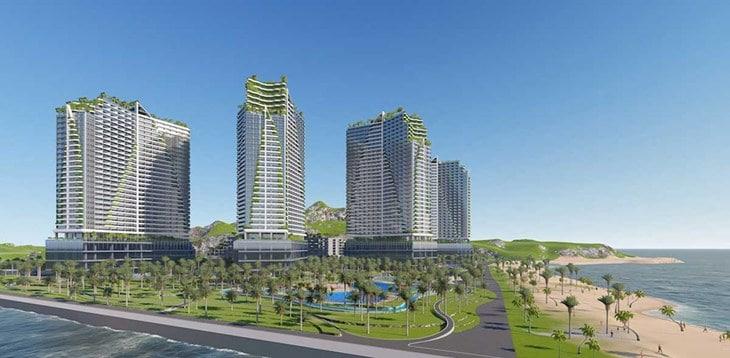 tiện ích dự án Codotel Ninh Chữ Sailing Bay Ninh Thuận