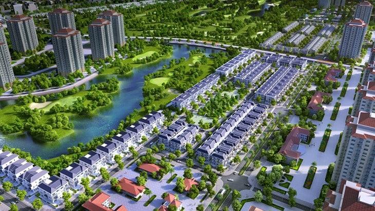 Biệt thự Khu K Ciputra Nam Thăng Long - GardenVille Tây Hồ ...
