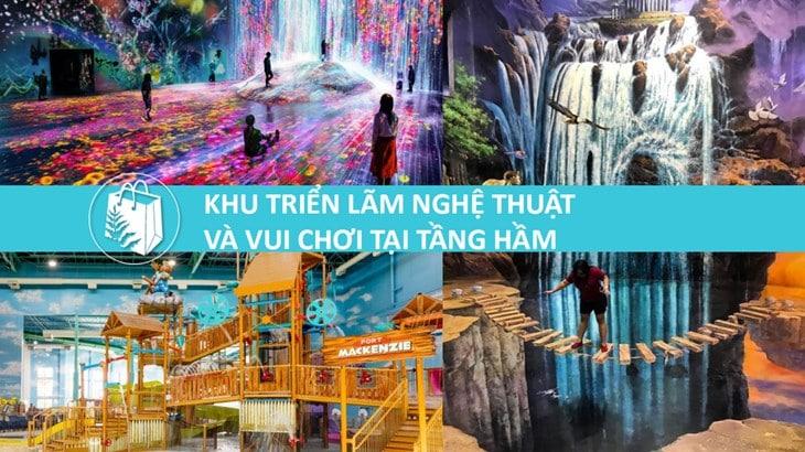 Tiện ích Dự án Sim Island Phú Quốc