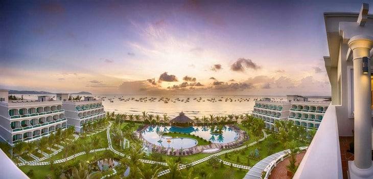 Mặt bằng căn hộ dự án Codotel Ninh Chữ Sailing Bay Ninh Thuận 7