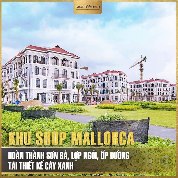 Khu shop mallorca
