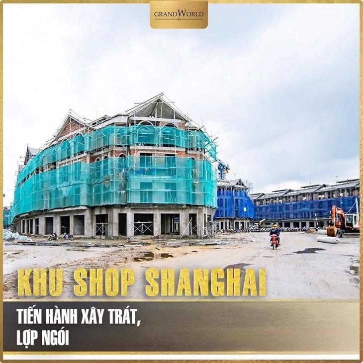 Khu shop shanghai