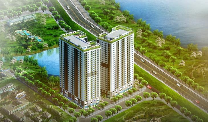 chung cư Quận Hoàng Mai