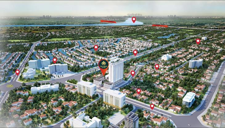 Các dự án Chung cư Quận Long Biên