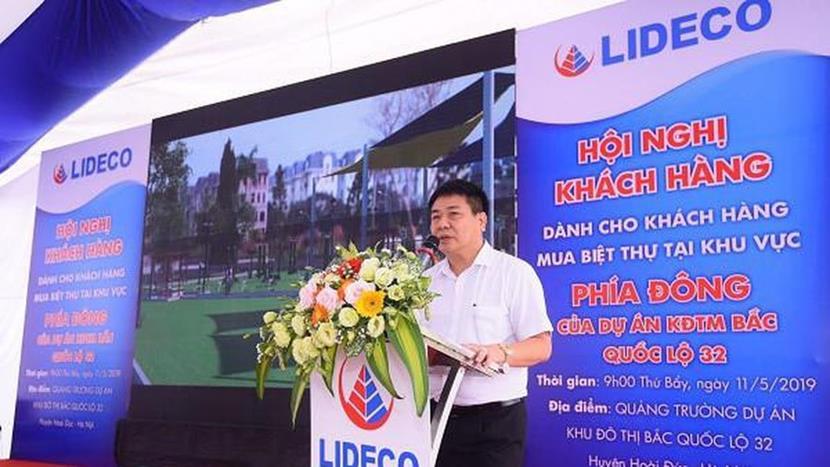 Chủ đầu tư dự ánLideco Bắc 32