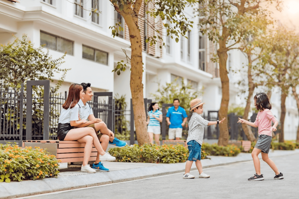 Khu dân cư cao cấp The Manor Central Park Nguyễn Xiển