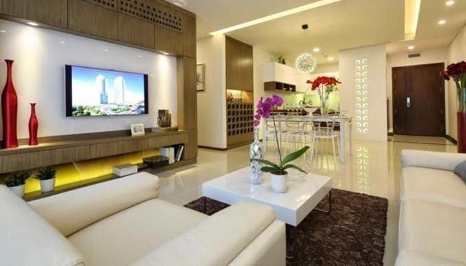 Thiết kế nội thất căn chung cư cao cấp