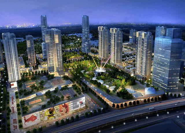 Thiết kế căn hộ chung cư dự án The Manor Central Park