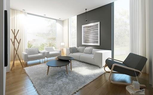 Thiết kế nội thất của căn hộ có diện tích nhỏ