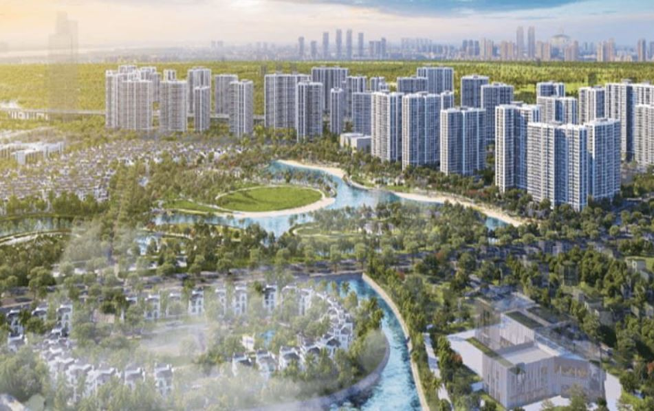 Tiện ích xanh Vinhomes Dream City