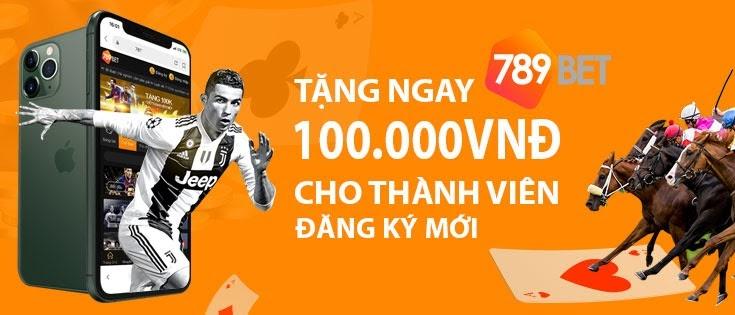 789bet Tặng 100k